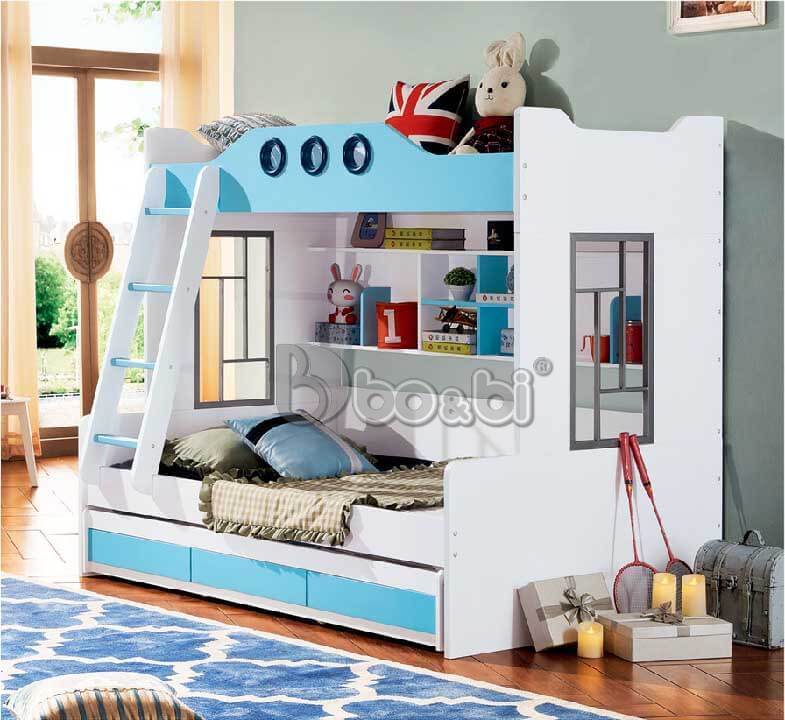 Mua giường tầng trẻ em bằng gỗ uy tín, chất lượng ở đâu Hà Nội? ảnh 7