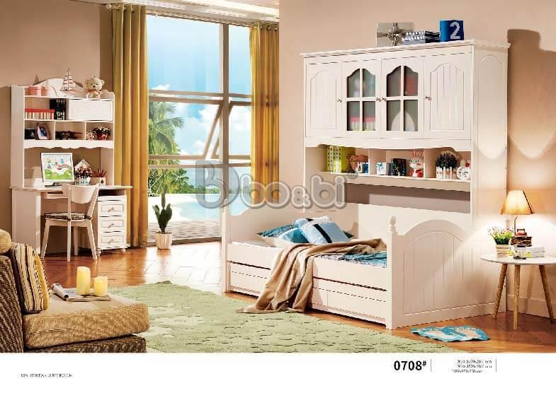 Mua giường tầng trẻ em bằng gỗ uy tín, chất lượng ở đâu Hà Nội? ảnh 9