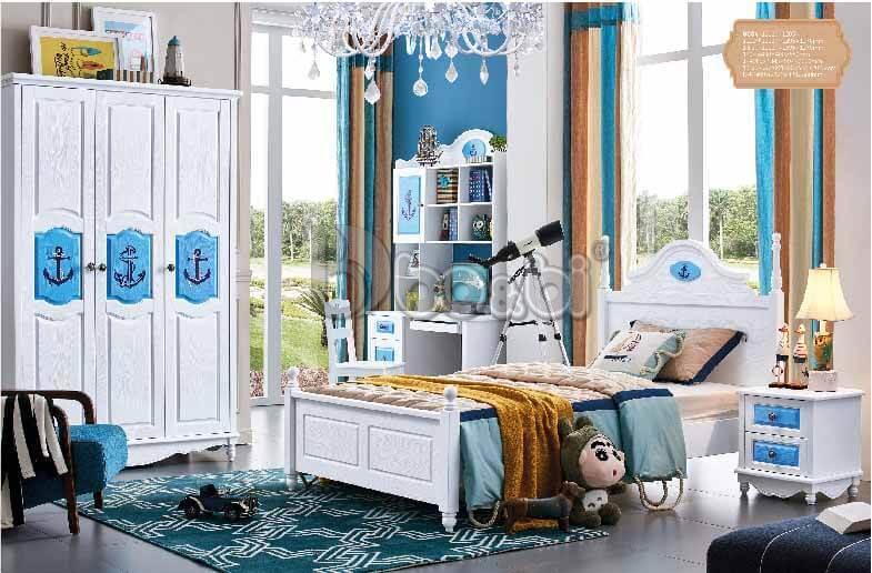 9 gợi ý trang trí phòng ngủ cho bé trai thêm sáng tạo-8