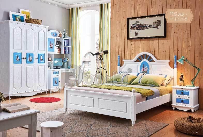 Bộ sưu tập phòng ngủ cho bé trai 6 – 15 tuổi đẹp hoàn hảo ảnh 10
