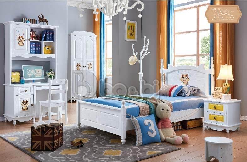 9 gợi ý trang trí phòng ngủ cho bé trai thêm sáng tạo-3