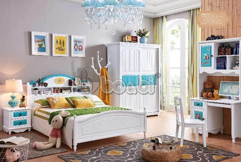 Bộ sưu tập phòng ngủ cho bé trai 6 – 15 tuổi đẹp hoàn hảo ảnh 9