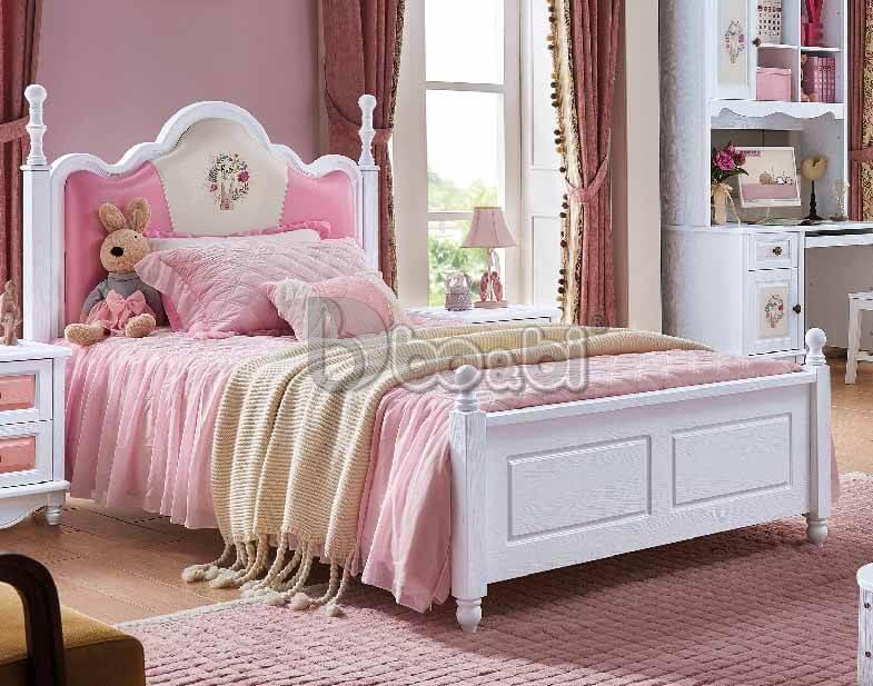 Điểm danh 7 mẫu giường công chúa đẹp hoàn hảo, bé thích mê-6