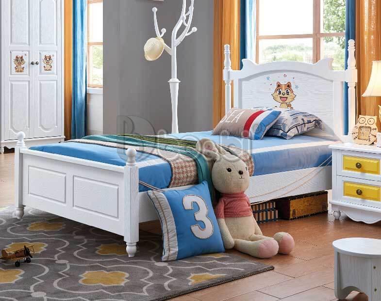 10 mẫu giường ngủ cho bé trai từ 4 – 10 tuổi nhìn là mê ảnh 4