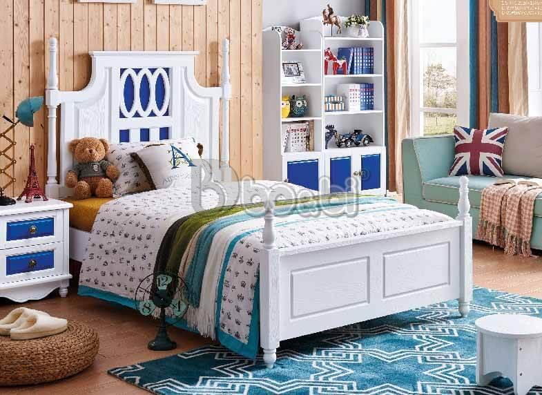 10 mẫu giường ngủ cho bé trai từ 4 – 10 tuổi nhìn là mê ảnh 6