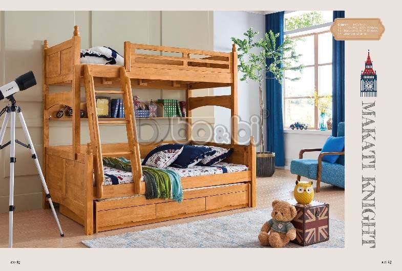 Mua giường tầng trẻ em bằng gỗ uy tín, chất lượng ở đâu Hà Nội? ảnh 6