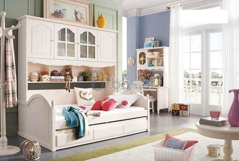 Mua giường tầng trẻ em bằng gỗ uy tín, chất lượng ở đâu Hà Nội? ảnh 14