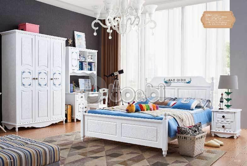 Bộ sưu tập phòng ngủ cho bé trai 6 – 15 tuổi đẹp hoàn hảo ảnh 12
