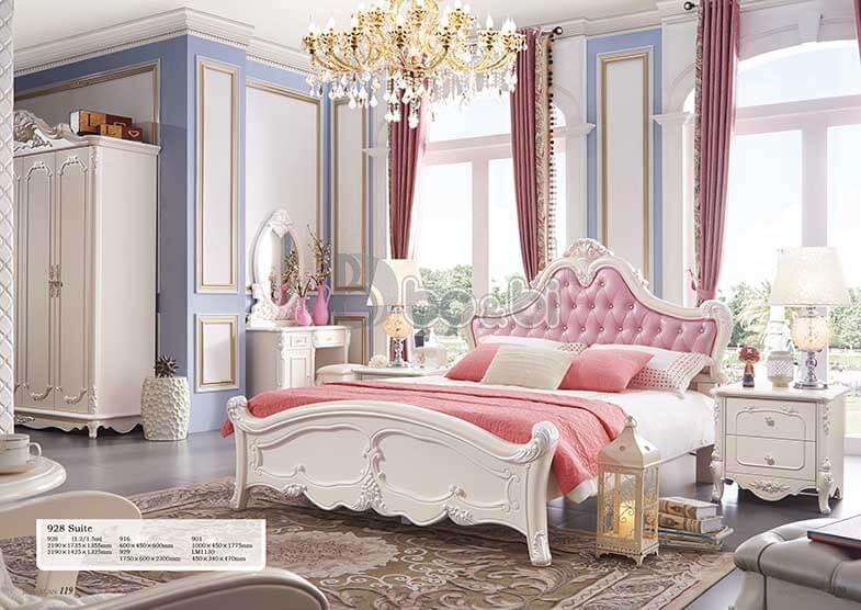 Phát cuồng với 15+ mẫu giường ngủ cho bé gái từ 3 – 5 – 10 tuổi quá đẹp ảnh 14
