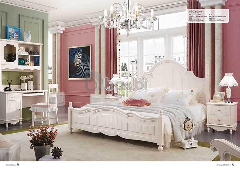 Phát cuồng với 15+ mẫu giường ngủ cho bé gái từ 3 – 5 – 10 tuổi quá đẹp ảnh 4
