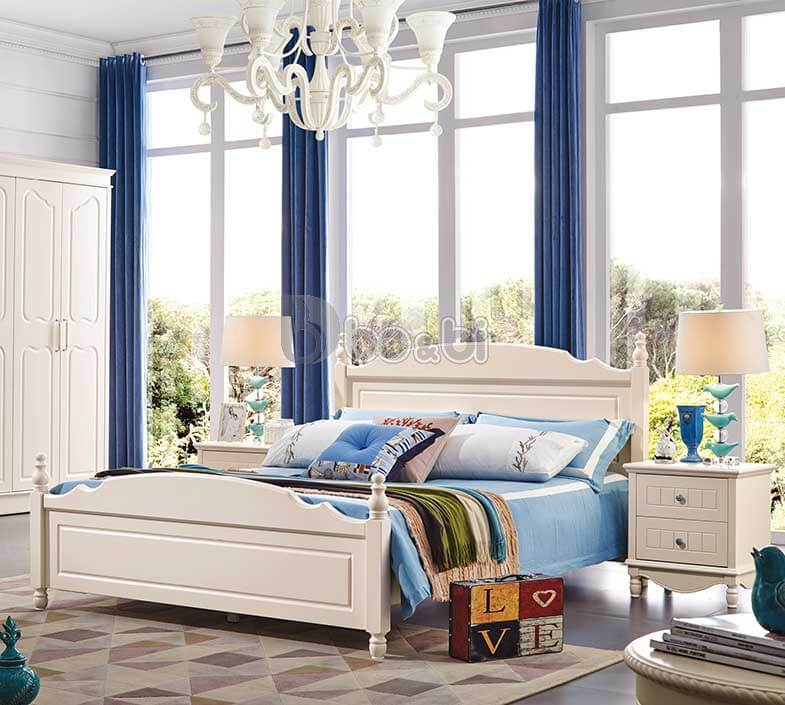 Phát cuồng với 15+ mẫu giường ngủ cho bé gái từ 3 – 5 – 10 tuổi quá đẹp ảnh 16