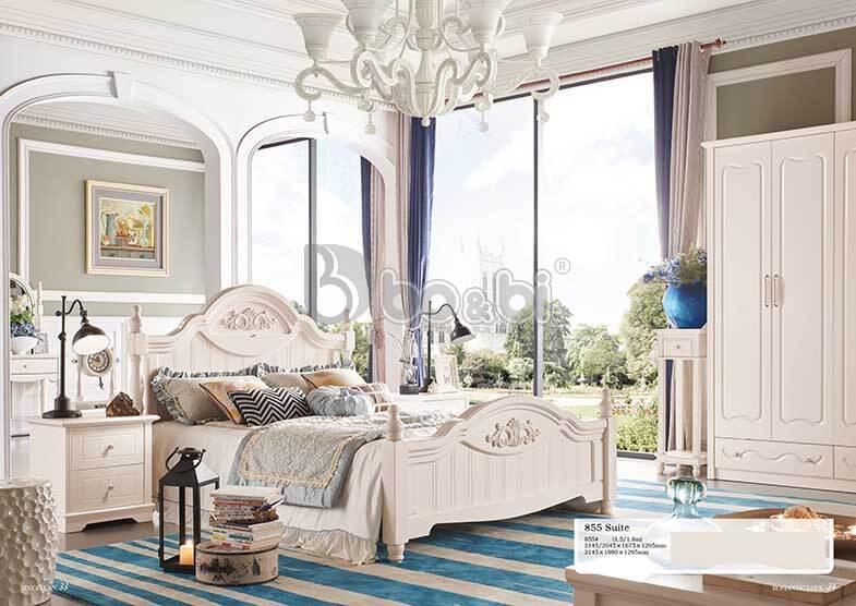 Phát cuồng với 15+ mẫu giường ngủ cho bé gái từ 3 – 5 – 10 tuổi quá đẹp ảnh 11