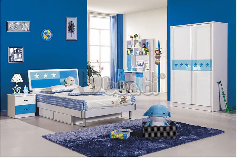 Bộ sưu tập phòng ngủ cho bé trai 6 – 15 tuổi đẹp hoàn hảo ảnh 8
