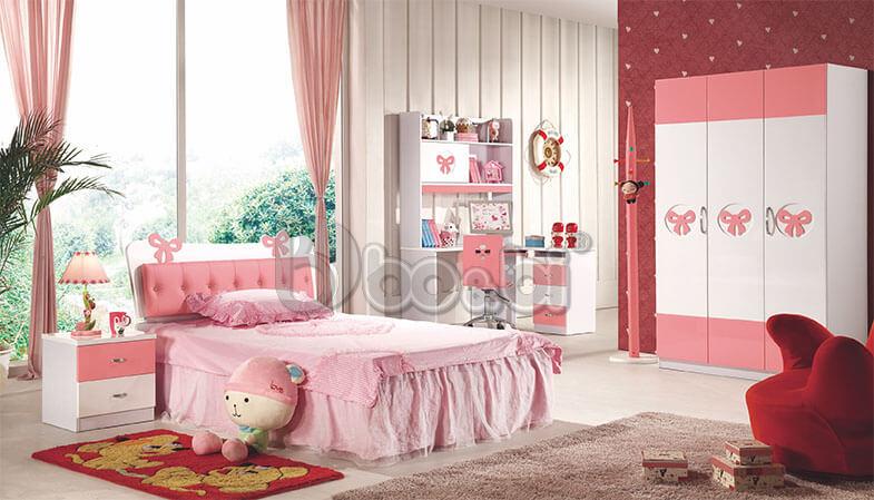 Mẹo bày trí nội thất phòng ngủ cho bé hợp phong thủy Ảnh 1
