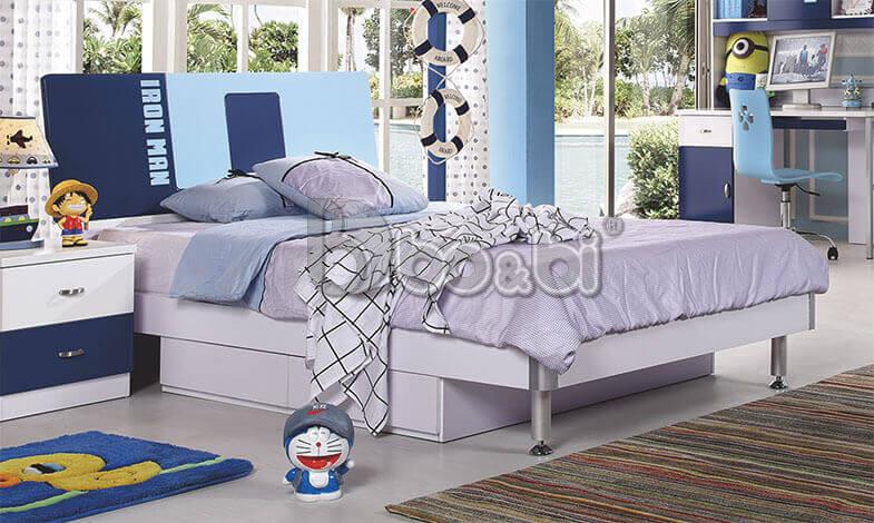 10 mẫu giường ngủ cho bé trai từ 4 – 10 tuổi nhìn là mê ảnh 8