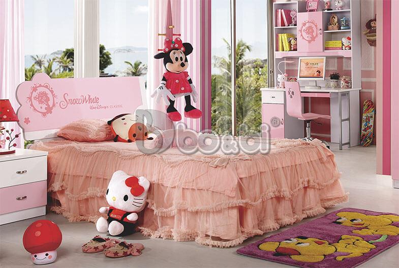 Kinh nghiệm lựa chọn giường ngủ phù hợp cho con ảnh 8