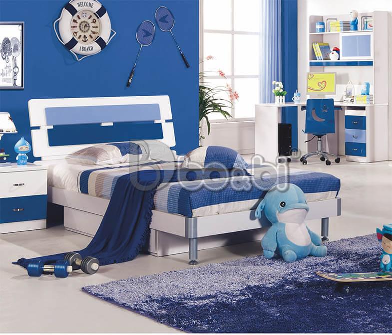 10 mẫu giường ngủ cho bé trai từ 4 – 10 tuổi nhìn là mê ảnh 3