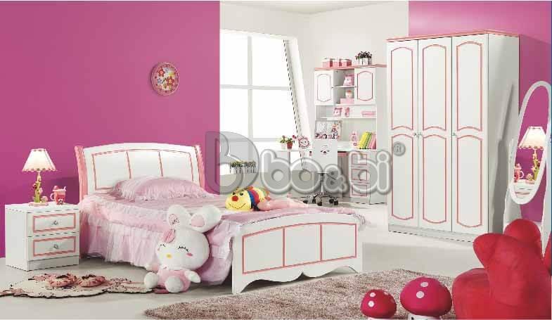 3 mẫu thiết kế phòng ngủ đẹp mê mẩn cho các bé gái 10 – 12 – 15 tuổi bố mẹ nên tham khảo-3