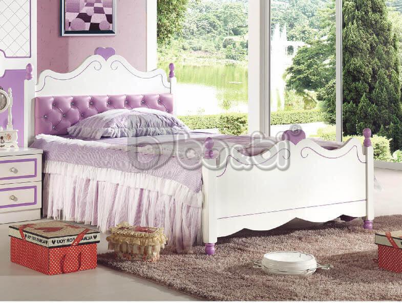 Phát cuồng với 15+ mẫu giường ngủ cho bé gái từ 3 – 5 – 10 tuổi quá đẹp ảnh 12