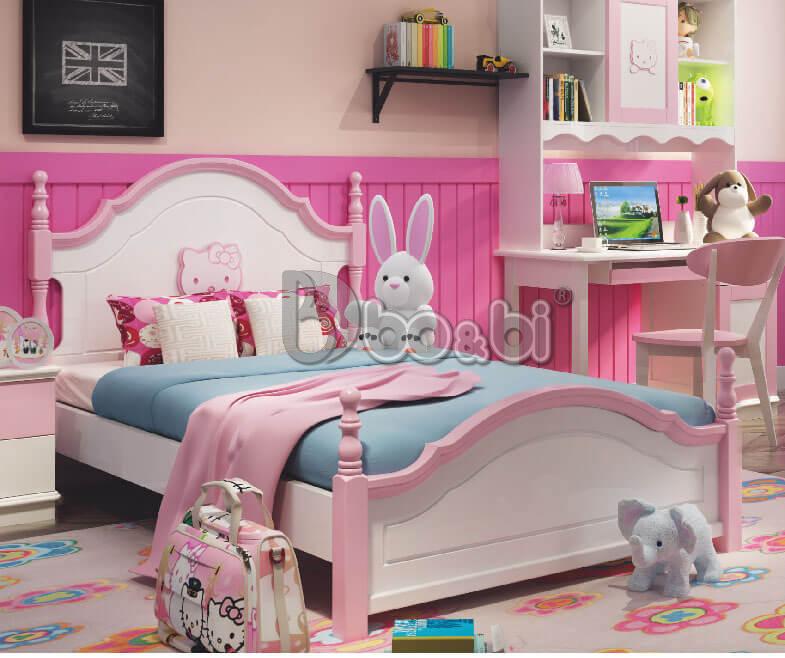 Học lỏm 5 cách trang trí phòng ngủ cho bé gái siêu dễ thương chỉ trong vài bước Ảnh 3
