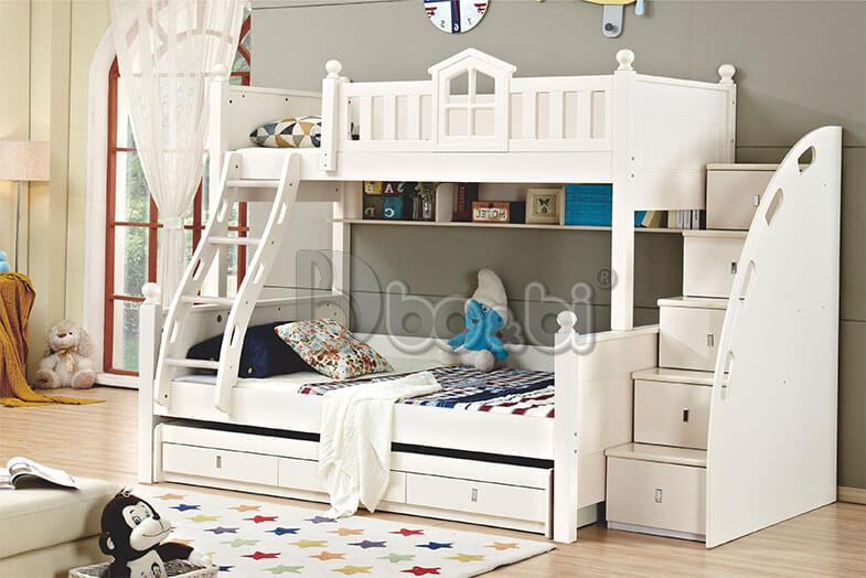 Mua giường tầng trẻ em bằng gỗ uy tín, chất lượng ở đâu Hà Nội? ảnh 10