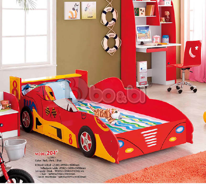 7 mẫu giường ngủ cho bé trai từ 1-3 tuổi ấn tượng mẹ không nên bỏ lỡ ảnh 3