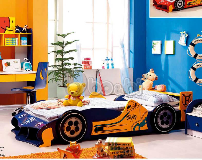 Giường ngủ trẻ em hình ô tô – lựa chọn hoàn hảo cho sự sáng tạo của bé ảnh 2