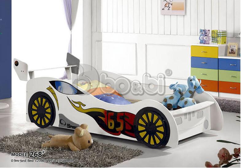 Giường ngủ trẻ em bằng gỗ - lựa chọn an toàn cho trẻ mẹ nên cân nhắc ảnh 3