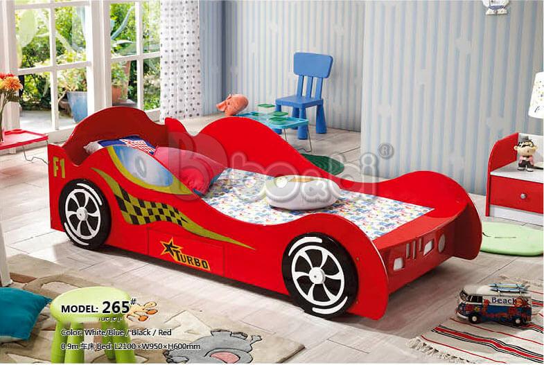 Giường ngủ trẻ em hình ô tô – lựa chọn hoàn hảo cho sự sáng tạo của bé ảnh 4