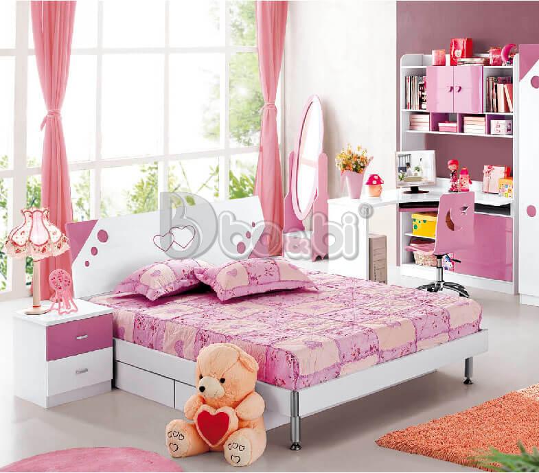 4 ý tưởng trang trí phòng ngủ siêu xinh lại giúp bé thông minh hơn cho mẹ-3