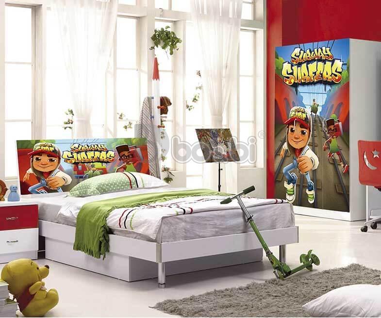 Bộ sưu tập phòng ngủ cho bé trai 6 – 15 tuổi đẹp hoàn hảo ảnh 7