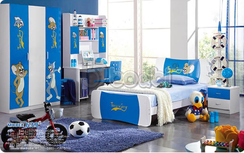 9 gợi ý trang trí phòng ngủ cho bé trai thêm sáng tạo-4