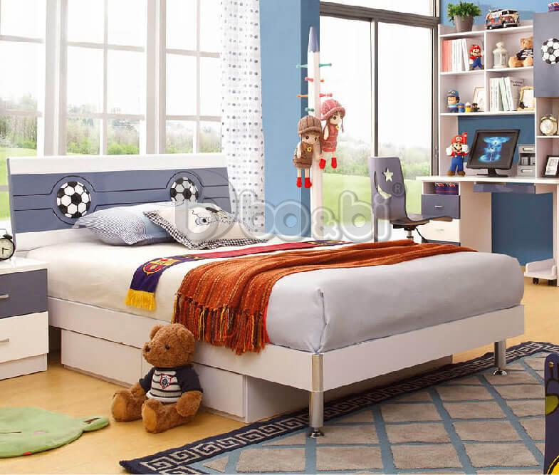 Giường ngủ trẻ em bằng gỗ - lựa chọn an toàn cho trẻ mẹ nên cân nhắc ảnh 2