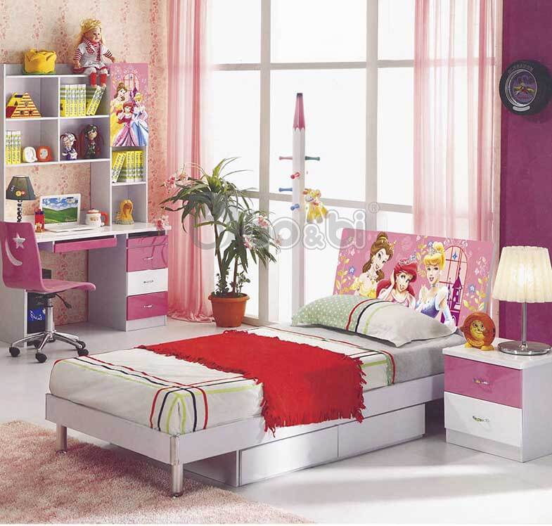 Phát cuồng với 15+ mẫu giường ngủ cho bé gái từ 3 – 5 – 10 tuổi quá đẹp ảnh 5