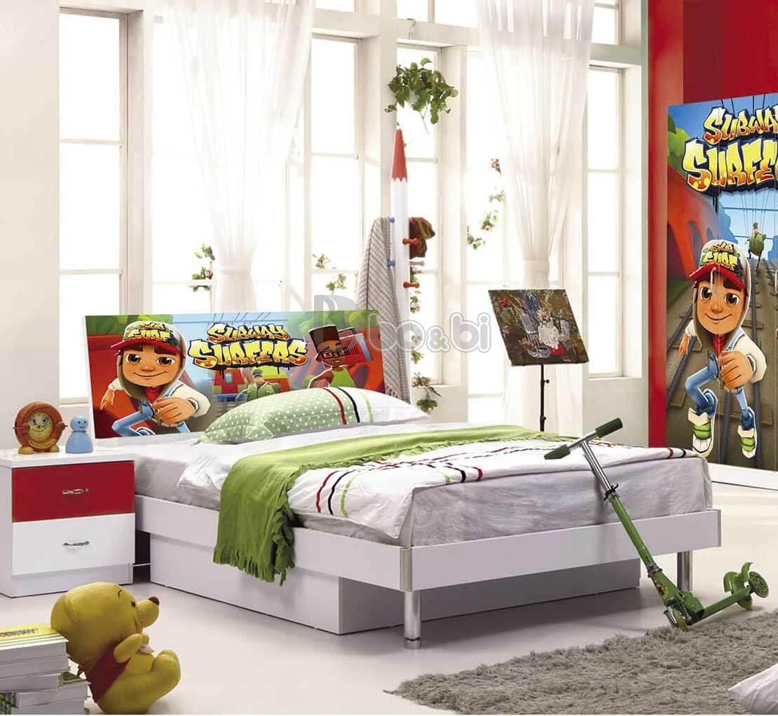 Giường ngủ trẻ em bằng gỗ - lựa chọn an toàn cho trẻ mẹ nên cân nhắc ảnh 4