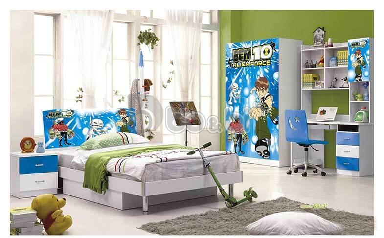 9 gợi ý trang trí phòng ngủ cho bé trai thêm sáng tạo-5