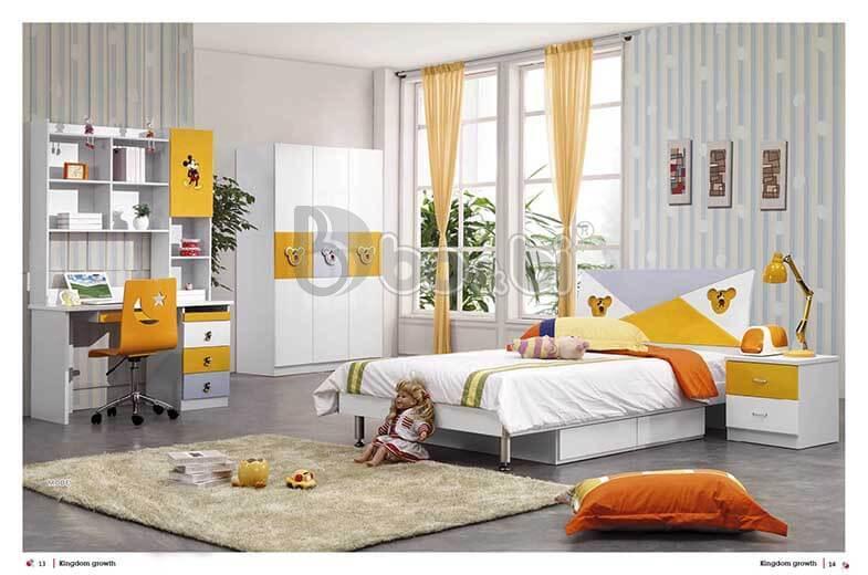 3 mẫu thiết kế phòng ngủ đẹp mê mẩn cho các bé gái 10 – 12 – 15 tuổi bố mẹ nên tham khảo-1
