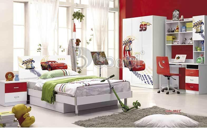 Bộ sưu tập phòng ngủ cho bé trai 6 – 15 tuổi đẹp hoàn hảo ảnh 5