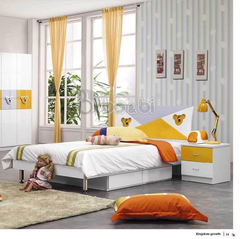 Phát cuồng với 15+ mẫu giường ngủ cho bé gái từ 3 – 5 – 10 tuổi quá đẹp ảnh 3