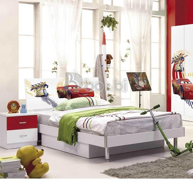 10 mẫu giường ngủ cho bé trai từ 4 – 10 tuổi nhìn là mê ảnh 5