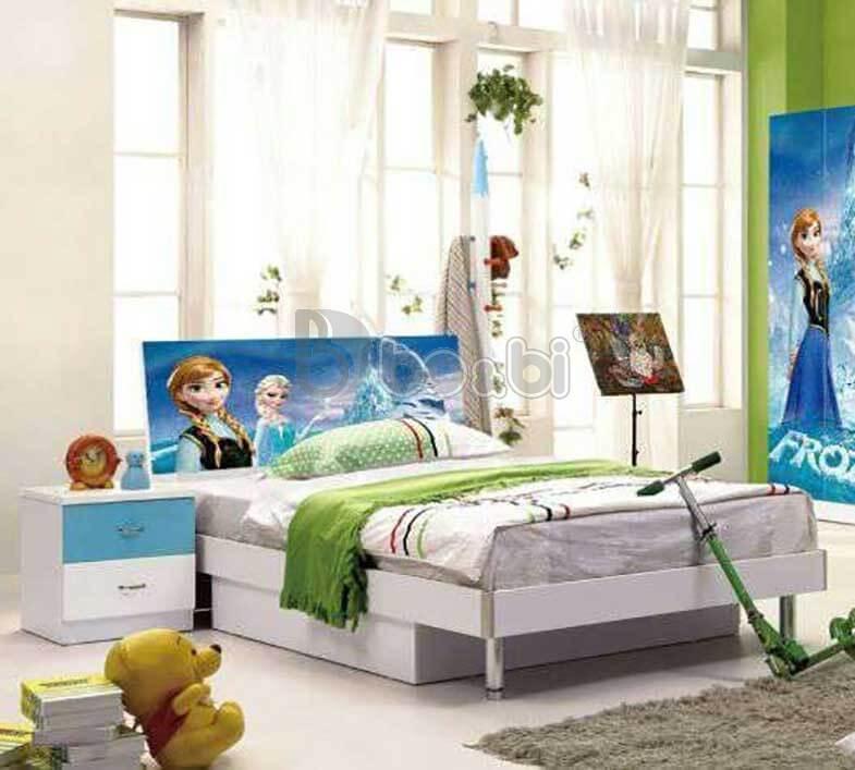 Phát cuồng với 15+ mẫu giường ngủ cho bé gái từ 3 – 5 – 10 tuổi quá đẹp ảnh 7