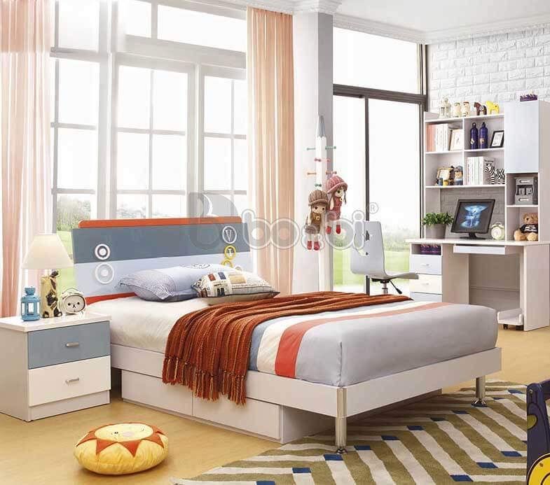 Giường ngủ trẻ em bằng gỗ - lựa chọn an toàn cho trẻ mẹ nên cân nhắc ảnh 5