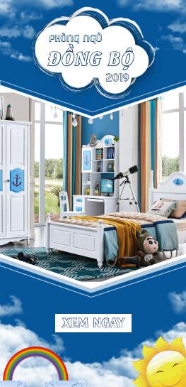 Phòng ngủ đồng bộ