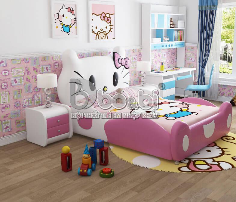 4 ý tưởng trang trí phòng ngủ siêu xinh lại giúp bé thông minh hơn cho mẹ-1