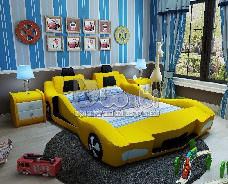 Bộ sưu tập phòng ngủ cho bé trai 6 – 15 tuổi đẹp hoàn hảo ảnh 1