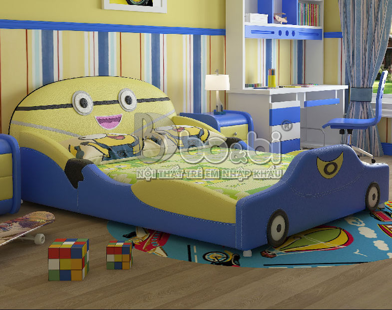 7 mẫu giường ngủ cho bé trai từ 1-3 tuổi ấn tượng mẹ không nên bỏ lỡ ảnh 6