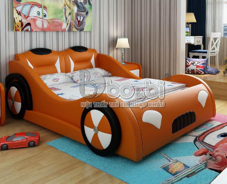 Giường ngủ trẻ em hình ô tô – lựa chọn hoàn hảo cho sự sáng tạo của bé ảnh 5