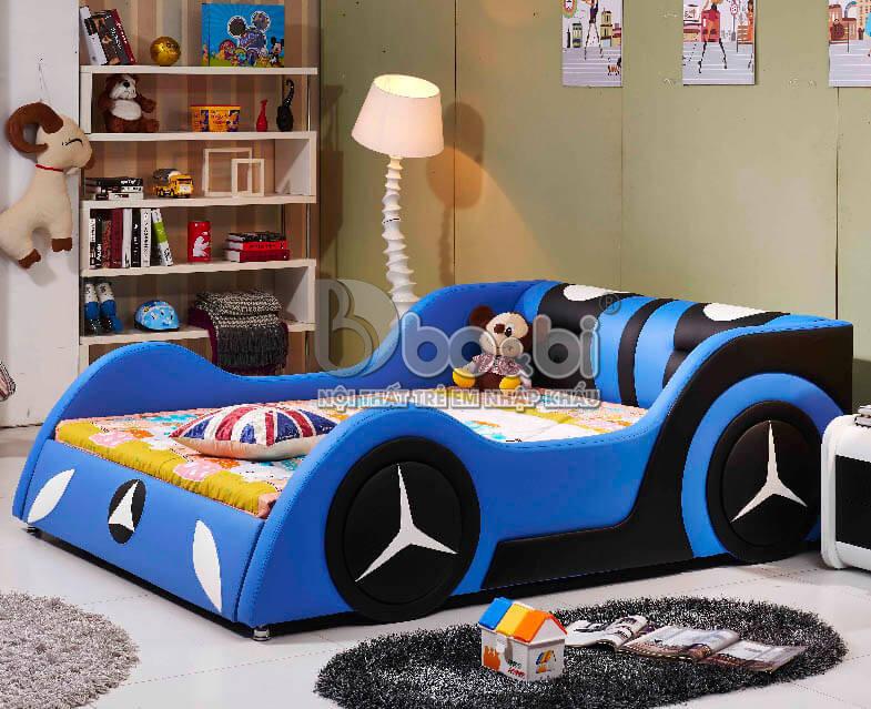 Giường ngủ trẻ em hình ô tô – lựa chọn hoàn hảo cho sự sáng tạo của bé ảnh 6