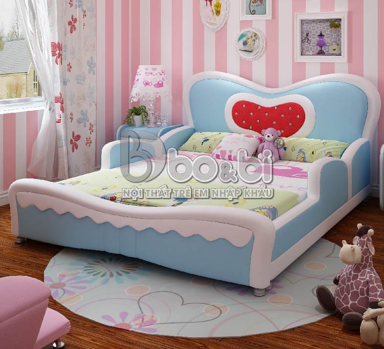 Điểm danh 7 mẫu giường công chúa đẹp hoàn hảo, bé thích mê-1