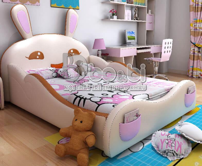 Kinh nghiệm lựa chọn giường ngủ phù hợp cho con ảnh 7